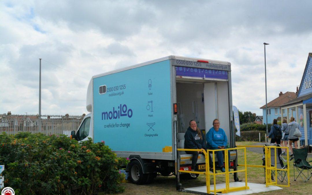 The Mobiloo Invasion of Norfolk – Emma Spagnola